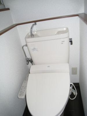 【トイレ】倉本貸家