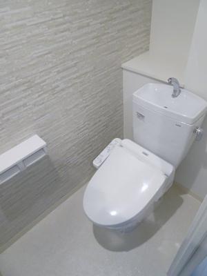 【トイレ】GRANDUKE松原cuore
