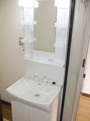 【独立洗面台】カーサツインクルⅡ