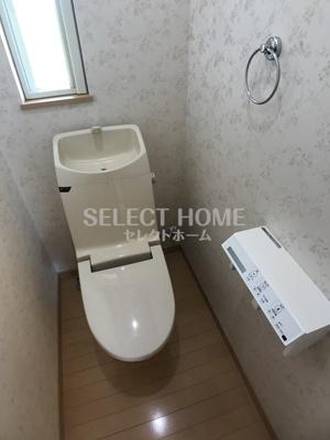 【トイレ】タウンハウス上地