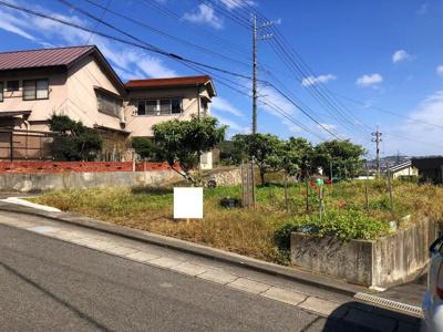 【外観】門田町 売土地