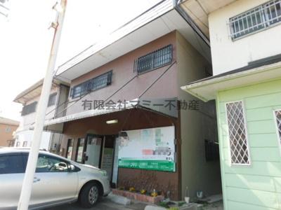 【外観】東坂部町住居付店舗