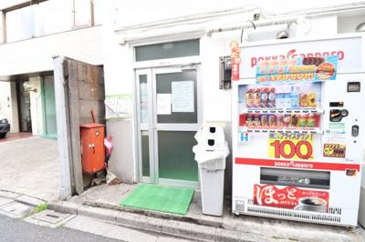 【エントランス】蔵前深田ビル