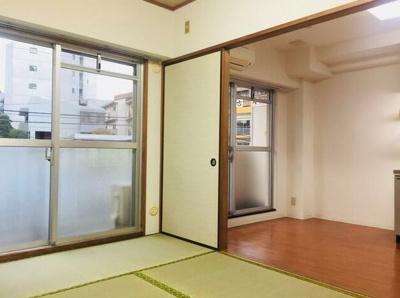 【寝室】エンゼルハイム東中野