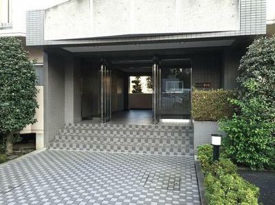 【エントランス】エンゼルハイム東中野