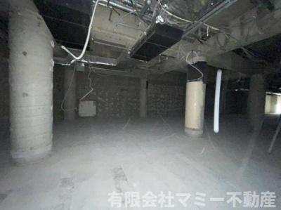 【内装】諏訪栄町店舗A