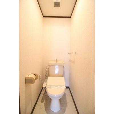 【トイレ】なかしまデェアコート