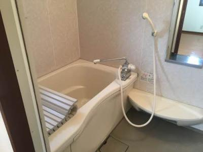 【浴室】シャトー 一の坂