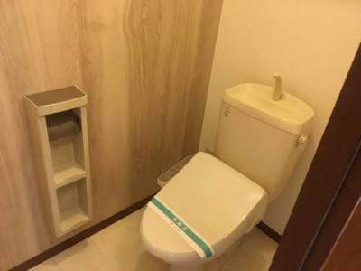 【トイレ】シャトー 一の坂