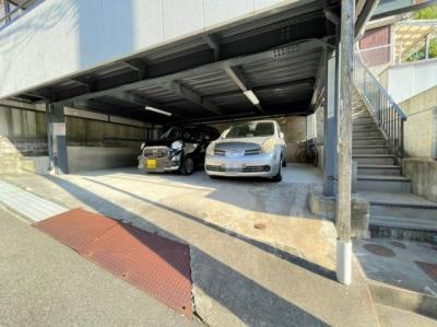 【駐車場】サンクオーレ