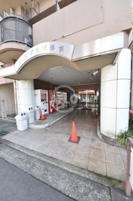 朝日プラザ堺東 アプローチ