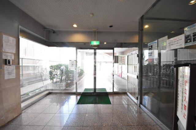 朝日プラザ堺東 エントランス