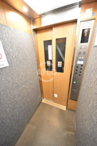 朝日プラザ堺東 エレベーター