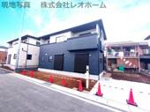 現地写真掲載 新築 高崎市昭和町KⅡ2-3 の画像