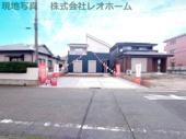 現地写真掲載 新築 高崎市福島町KⅡ-3 の画像