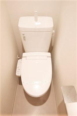 【トイレ】レオンコンフォート難波ブラン
