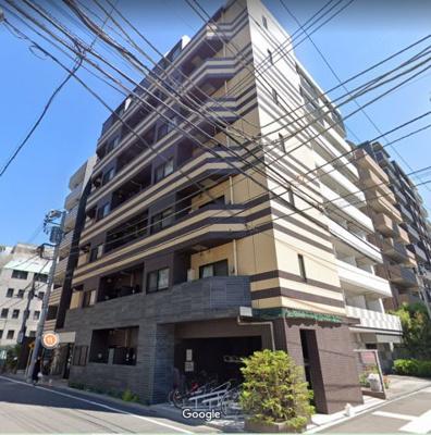 【外観】ハーモニーレジデンス田町