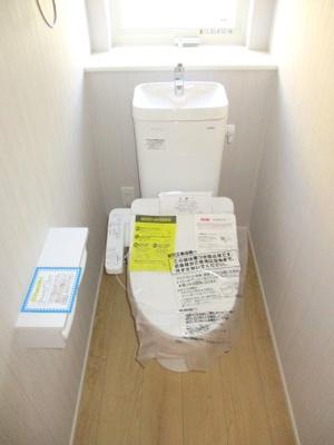 【トイレ】明石市沢野2丁目新築戸建