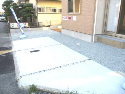 【外観】明石市沢野2丁目新築戸建