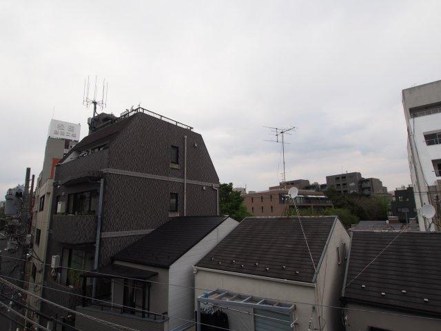 【展望】ヘーベルリベルタ千駄ヶ谷