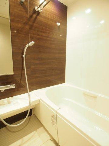 【浴室】ヘーベルリベルタ千駄ヶ谷