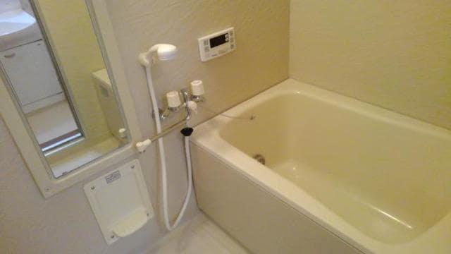 【浴室】グランルミエール
