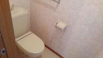 【トイレ】グランルミエール