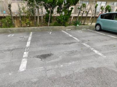 【駐車場】城西町分譲賃貸マンションM