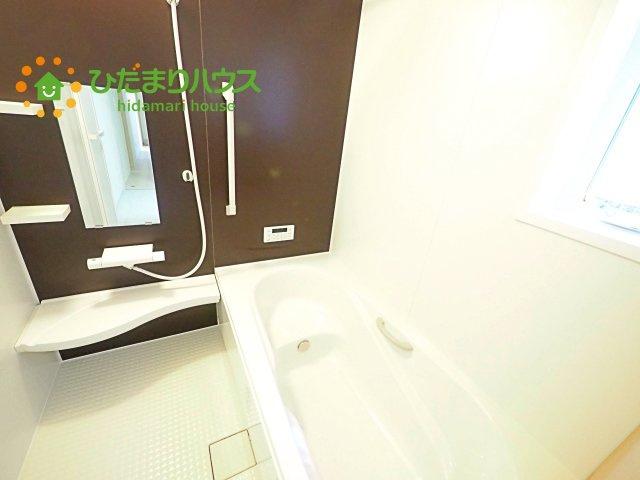 何歳まで一緒に入ってくれるだろうか・・・。 広いお風呂は、お子様と一緒に入るバスタイムがより楽しくなります。