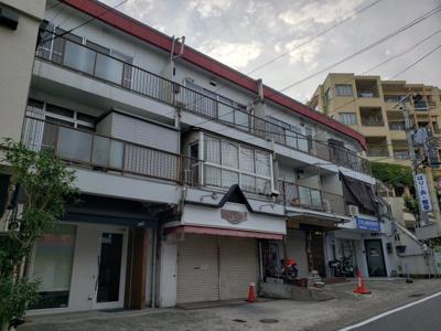 1階は店舗です☆神戸市垂水区 藤田ハイツ 賃貸☆