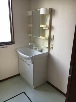 【洗面所】パルモ関谷
