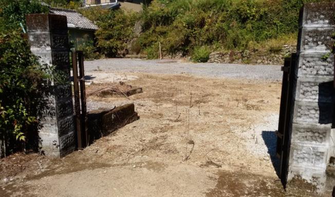 【外観】いの町池ノ内山中