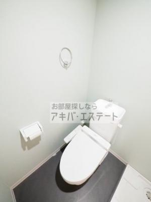 【トイレ】nomad 四つ木(ノマドヨツギ)