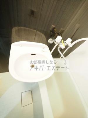 【洗面所】nomad 四つ木(ノマドヨツギ)