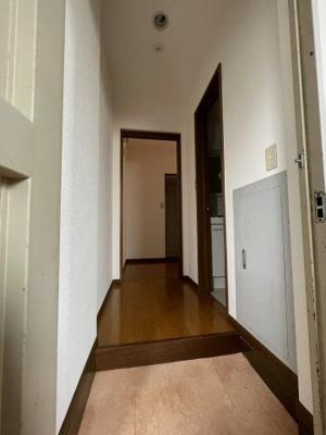 【玄関】フラワー東高円寺