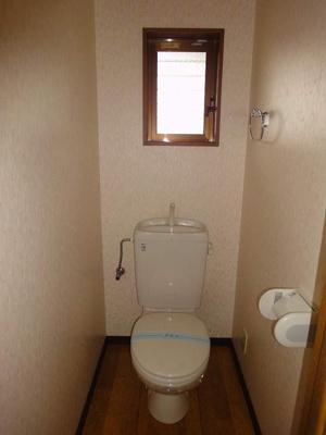 【トイレ】メゾン中堤