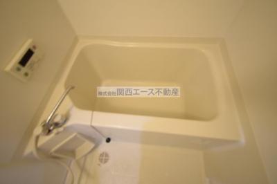 【浴室】ハイツ雅