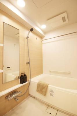 【浴室】シーフォルム西新宿五丁目