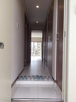 【玄関】ローズハイツ沢之町