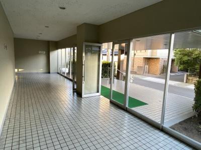 【エントランス】ローズハイツ沢之町