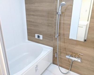 【浴室】ローズハイツ沢之町