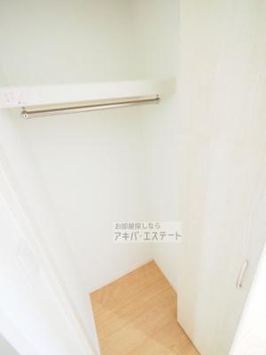 【収納】CASA八潮(カーサヤシオ)