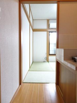 橋本荘 室内