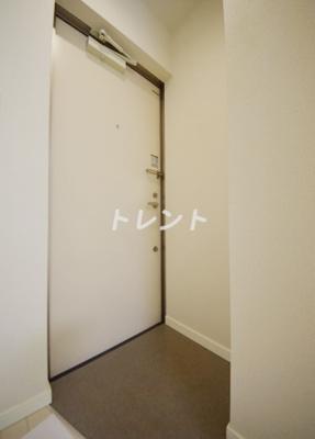 【玄関】レジデンス千鳥ヶ淵
