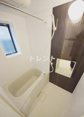 【浴室】レジデンス千鳥ヶ淵