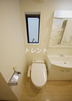 【トイレ】レジデンス千鳥ヶ淵