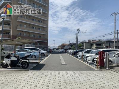 【駐車場】ルネ・ヒルトップフラッツ