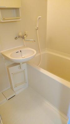【浴室】シャルマンフジ中之島壱番館