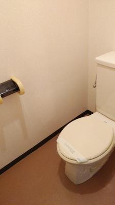 【トイレ】シャルマンフジ中之島壱番館