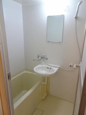 マンション太田 やっぱり嬉しいバストイレ別